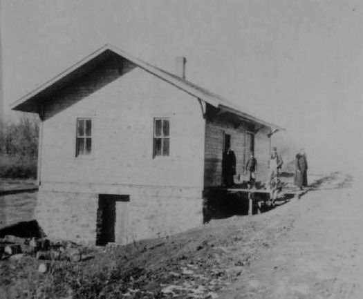 Renville County Minnesota Railroad Stations