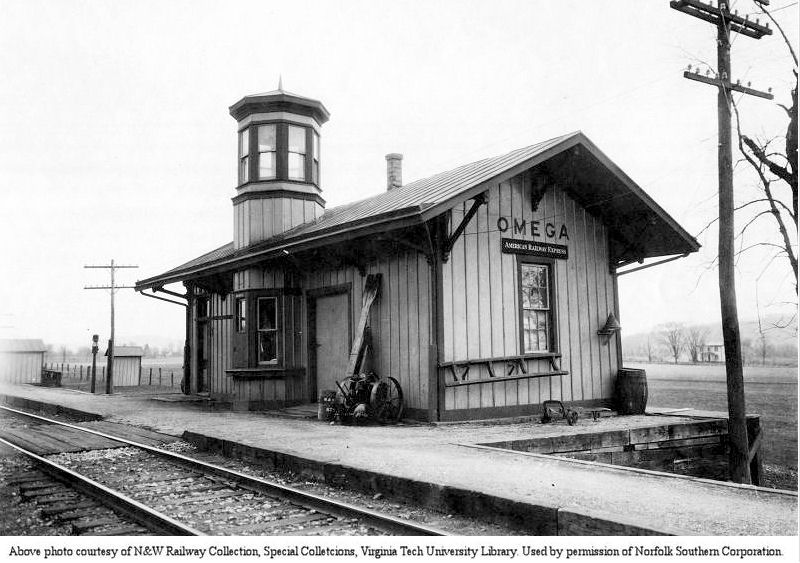 ohio railroad stations past present