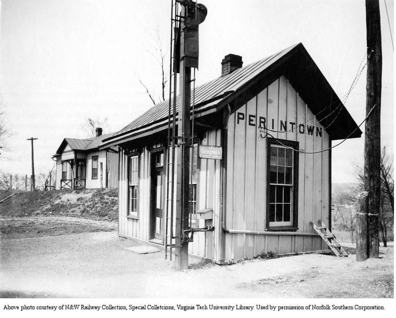 Richmond Ford West >> Clermont County Ohio Railroad Stations