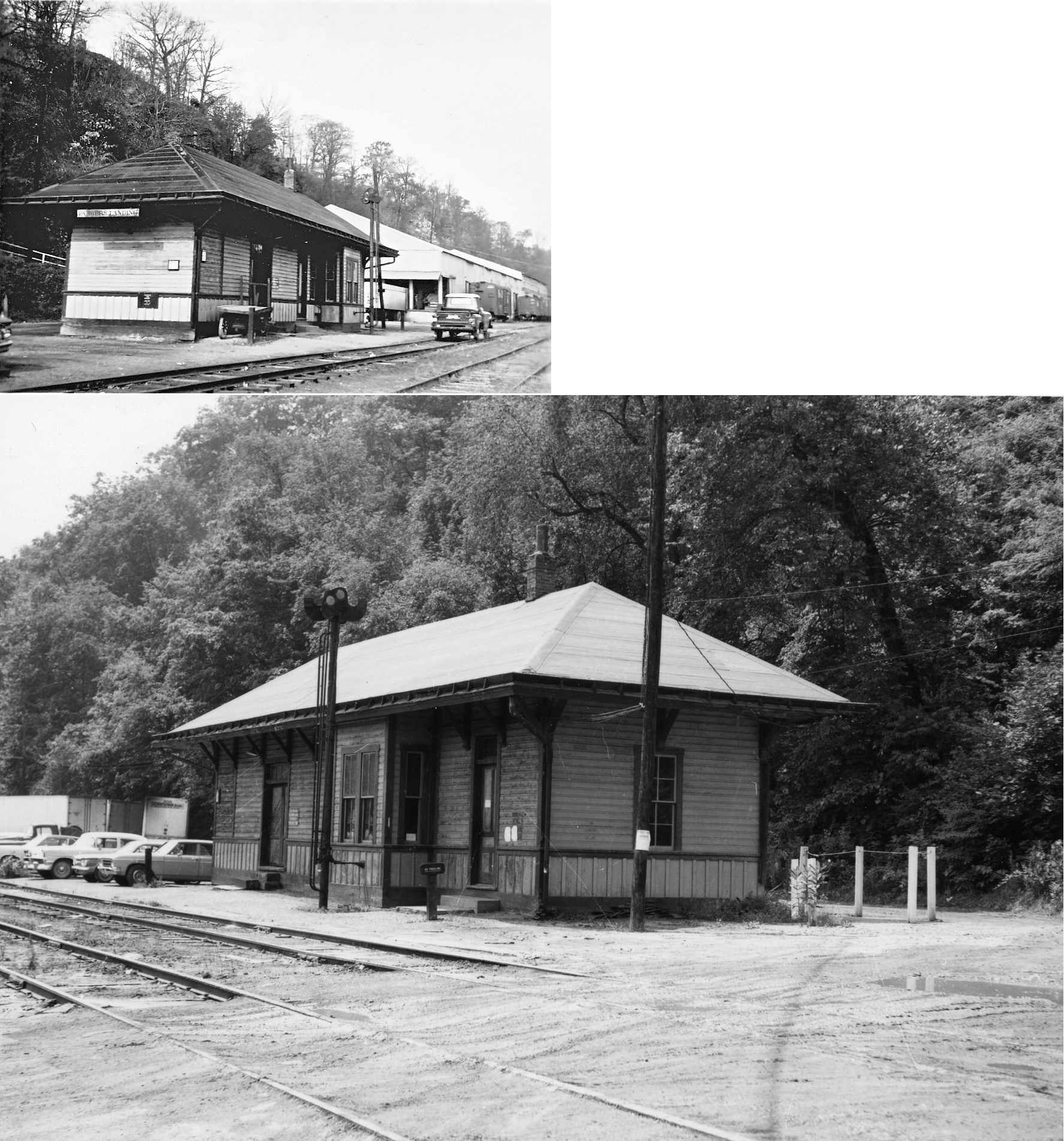 Armstrong County Pennsylvania Railroad Stations