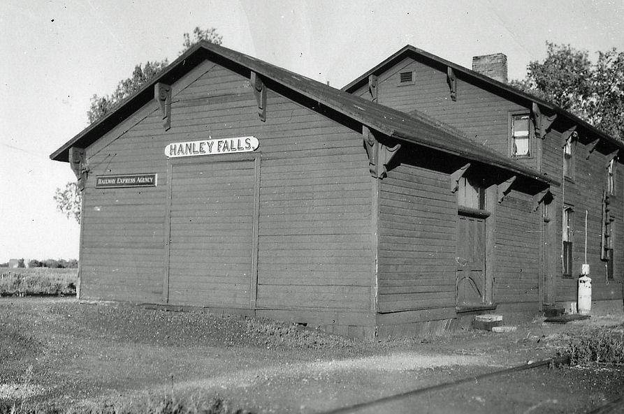 Yellow Medicine County Minnesota Railroad Stations