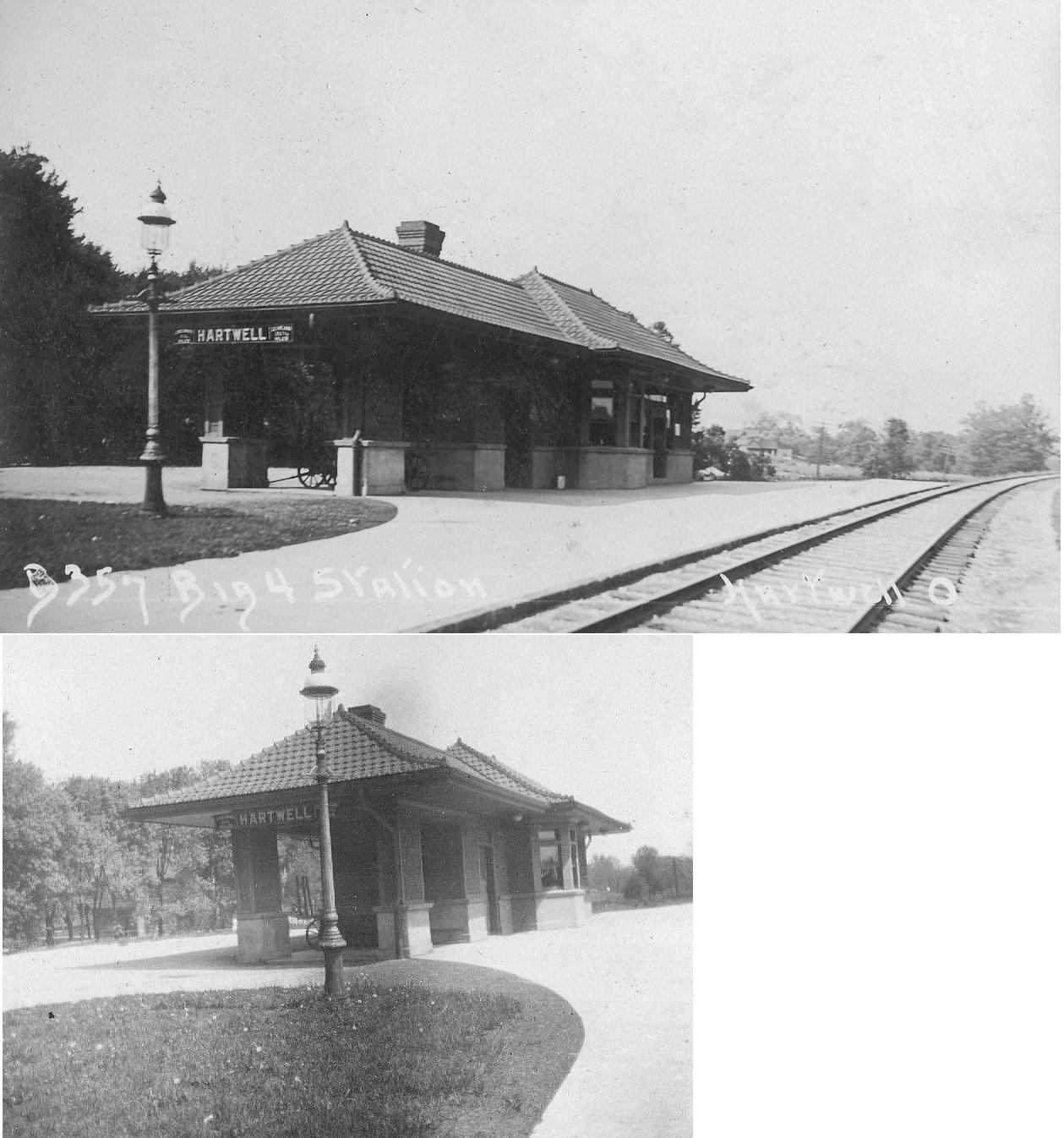 Hamilton County Ohio Railroad Stations