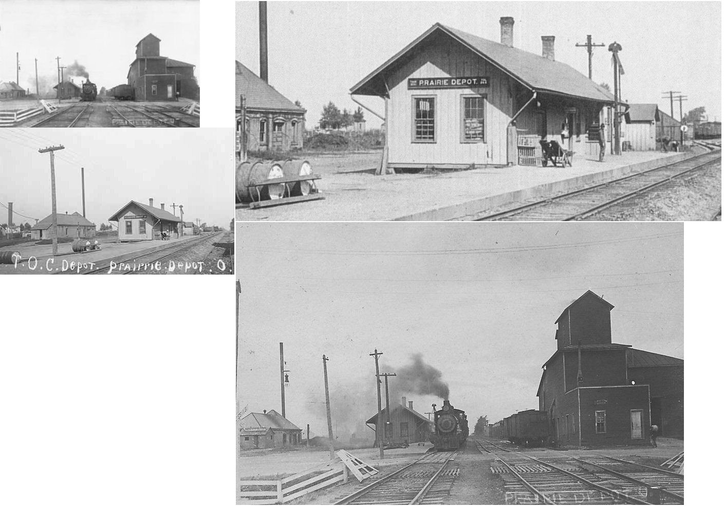 Ohio Railroad Stations Past Amp Present Depot Questions