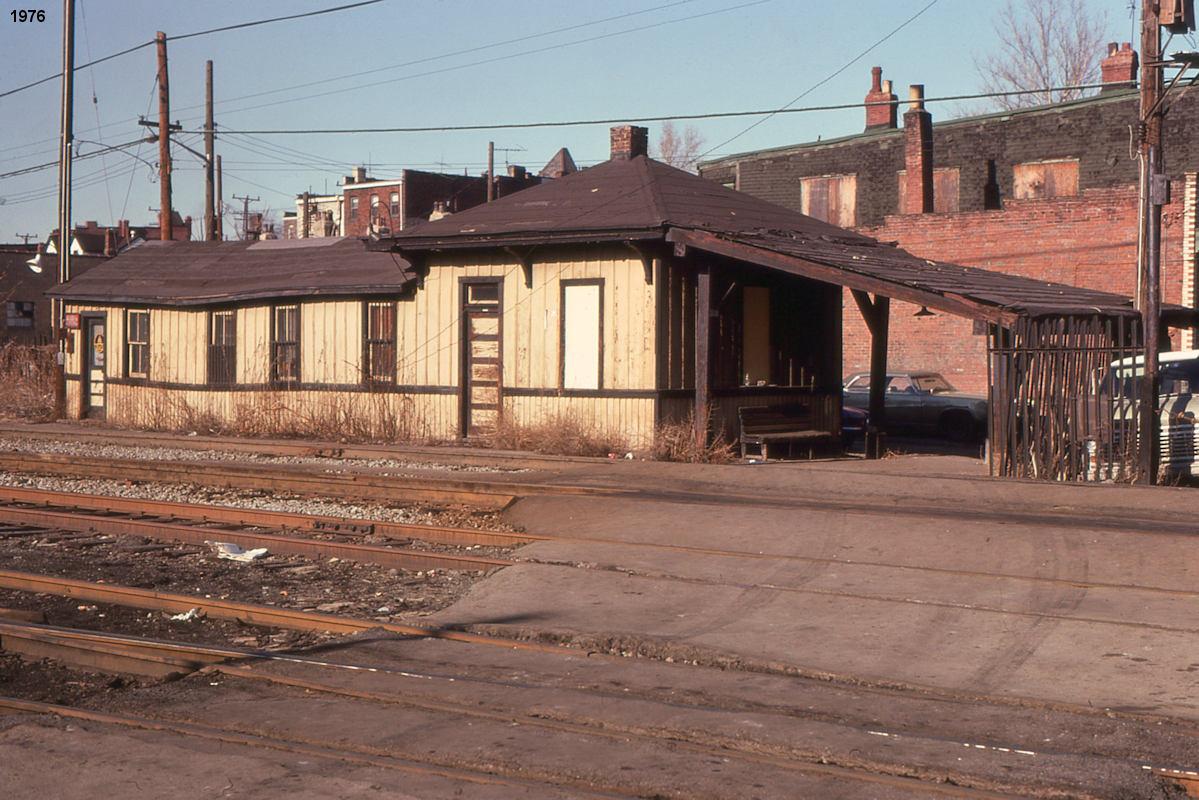 Allegheny County Pennsylvania Railroad Stations