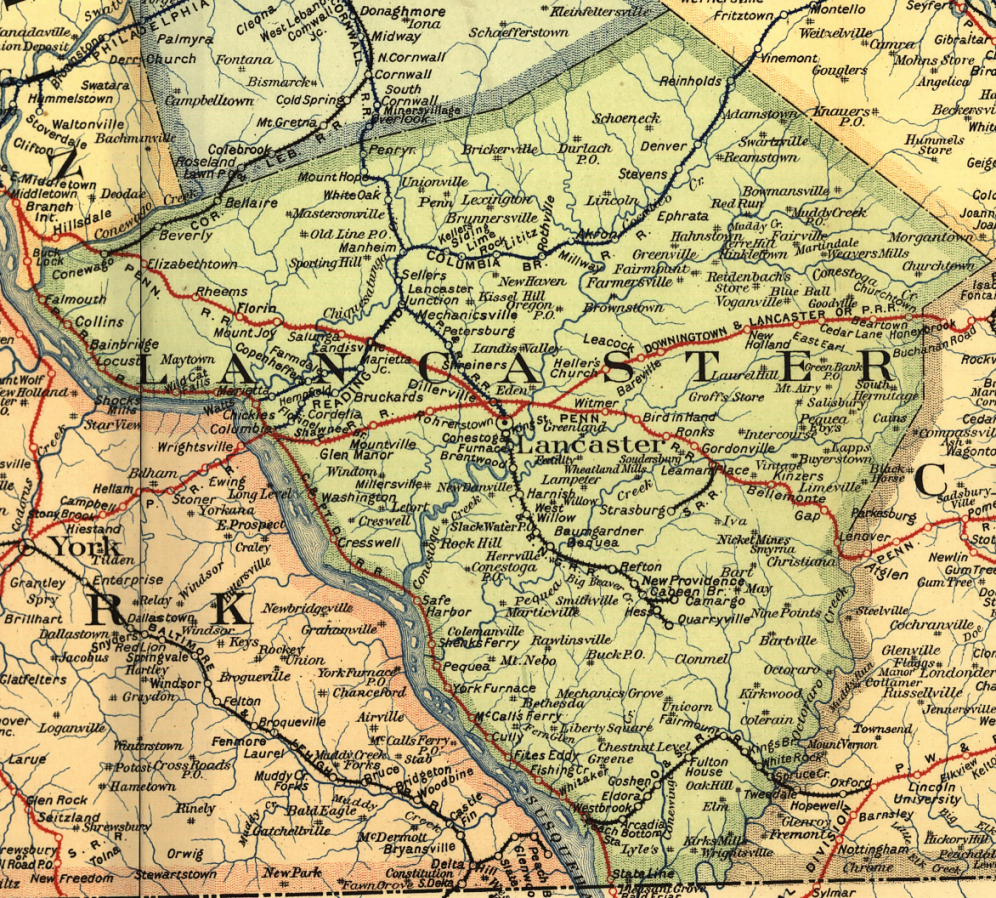 Lancaster County Pennsylvania Railroad Stations on ronks pa map, map lancaster pa attractions map, warwick pa map, lititz pa map, lancaster co map, pa school district map, lancaster county municipalities, streets of new holland pa map, lancaster ca zip code map, bucks county pa historical map, lancaster city street map,