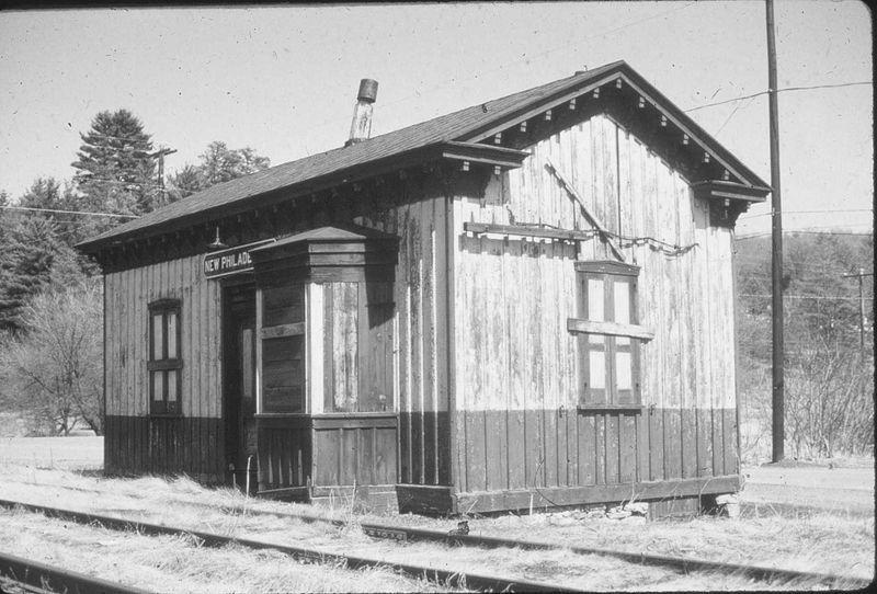 Schuylkill County Pennsylvania Railroad Stations