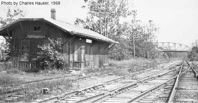 Northampton County Pennsylvania Railroad Stations