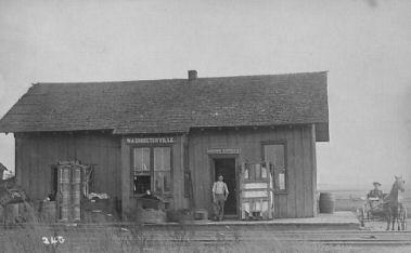 Montour County Pennsylvania Railroad Stations